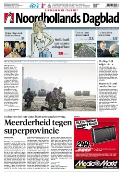 Noord Hollands Dagblad abonnement